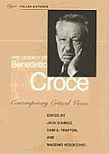 Legacy of Benedetto Croce
