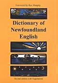 Dictionary of Newfoundland English: Second Edition [With Supplement]
