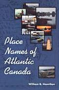 Place Names of Atlantic Canada