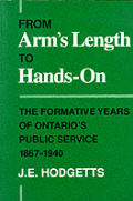 From Arms Length To Hands On The Formati