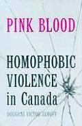 Pink Blood Homophobic Violence In Canadi