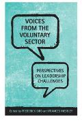 Voices from the Voluntary Sector: Perspectives on Leadership Challenges