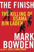 The Finish: The Killing of Osama Bin Laden Cover