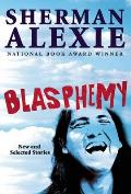 Blasphemy: New and Selected Stories Cover