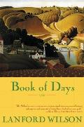 Book Of Days A Play In Two Acts