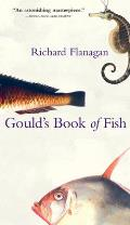 Gould's Book of Fish: A Novel in 12 Fish Cover