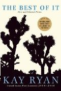 Best of It New & Selected Poems