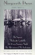 Four Novels The Square Moderato Cantabile 1030 on a Summer Night the Afternoon of Mr Andesmas