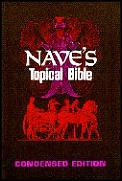 Nave's Topical Bible Condensed