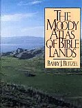 Moody Atlas of Bible Lands (85 - Old Edition)