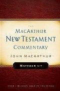 Matthew 1-7 (MacArthur New Testament Commentary)