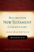 Matthew 16-23 (MacArthur New Testament Commentary)
