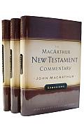 MacArthur New Testament Commentary Pauline Epistles Set