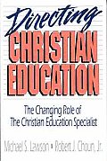 Directing Christian Education The Channe