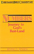 Numbers- Everyman's Bible Commentary: Journey to God's Rest-Land