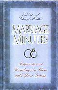 Marriage Minutes Inspirational Readings To Share With Your Spouse