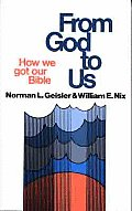 From God to Us: How We Got Our Bible Cover