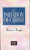 Imitation Of Christ A Moody Classic