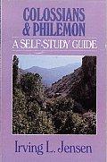 Colossians & Philemon: A Self-Study Guide