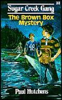 Sugar Creek Gang 36 Brown Box Mystery
