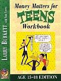 Money Matters Workbook for Teens