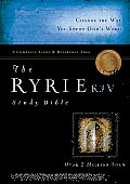 Ryrie Study Bible-KJV [With DVD]