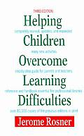 Helping Children Overcome Learning Diffi
