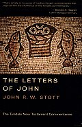 Letters Of John Revised Edition Tyndale New Testament