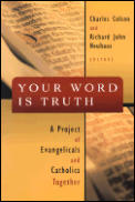 Your Word Is Truth A Project Of Evange