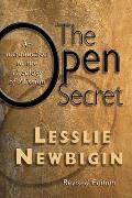 Open Secret An Introduction To The Theology Of