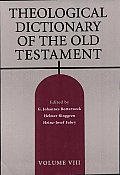 Theological Dictionary of the Old Testament Volume 8