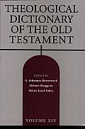 Theological Dictionary Of The Old Testam Volume 14