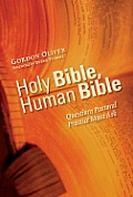Holy Bible Human Bible Questions Pastoral Practice Must Ask