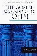 Gospel According To John An Introduction & Comm