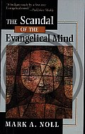 The Scandal of the Evangelical Mind Cover
