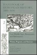 Handbook of European History: 1400-1600
