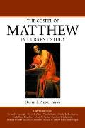 The Gospel of Matthew in Current Study: Studies in Memory of William G. Thompson, S.J