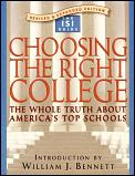 Choosing The Right College The Whole Tru