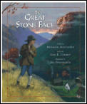 Great Stone Face A Retelling Of A Tale
