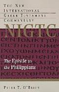 The Epistle to the Philippians: A Commentary on the Greek Text
