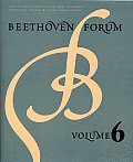 Beethoven Forum #6: Beethoven Forum 6