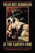 At the Earth's Core (Bison Frontiers of Imagination) Cover