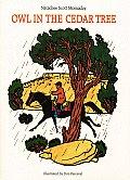 Owl in the Cedar Tree