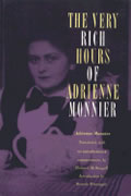 Very Rich Hours Of Adrienne Monnier