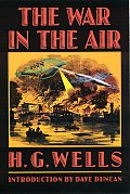 The War in the Air (Bison Frontiers of Imagination) Cover
