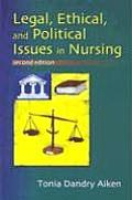 Legal Ethical & Political Issues in Nursing