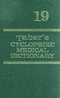 Tabers Cyclopedic Medical Dictionary 19th Edition