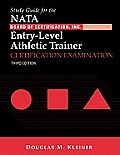 Study Guide for the Nata Board of Certification, Including Entry-Level Athletic Trainer Certificatio with CDROM