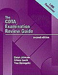 The Cota Examination Review Guide [With CD-ROM]