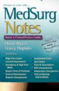 Medsurg Notes Nurses Clinical Pocket